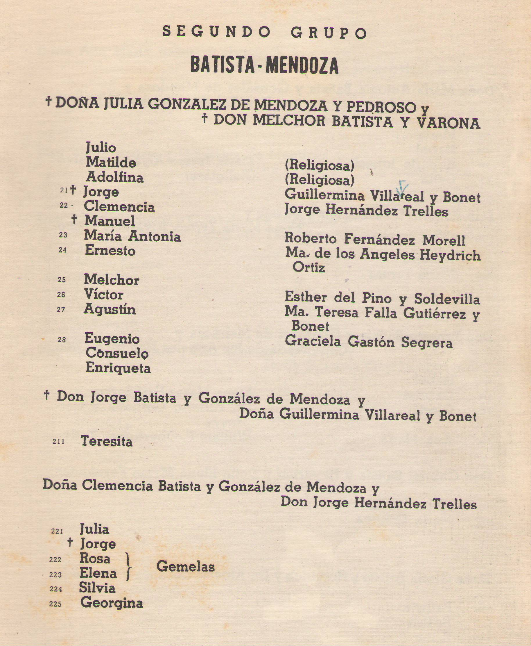 Gonzalez de Mendoza 2   Teresa Casas